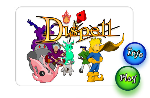 Dispell game front page image