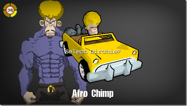 AfroChipInGame